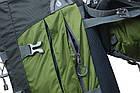 Рюкзак спортивный Jungle King 75+10L синий, фото 7