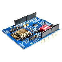 ESP8266 GPIO Wi-Fi Модуль платы расширения Синий