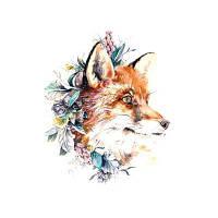 Naiyue 9005 Wolf Prints Рисование алмазного рисунка Цветной