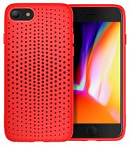 Чехол Dot Series for iPhone 7/8 (Black)