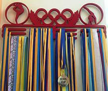 Медальница гимнастика