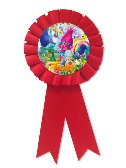 Медаль детская Тролли подарочная
