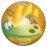 Мяч перламутровый 23 см Добрый динозавр, бренд John