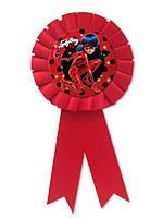 Медаль детская Леди Баг подарочная