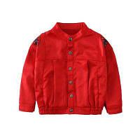 TAOQIMAIDOU Одежда для новорожденных Осенняя куртка Новорожденный мальчик Девочка Set Одежда Бренд Products MD170Q092 6 м