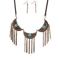 Новый ожерелье из ожерелья из ожерелья из бисера Золотой
