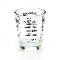 Малогабаритные многоцелевые жидкостные и сухие измерительные стекла для стекла Чёрный
