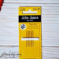 Набір гобеленових голок John James (Англія) №28 ( Tapestry/Cross Stitch)