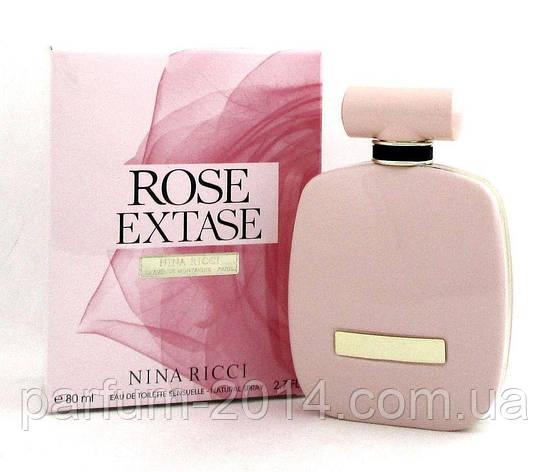 Женская туалетная вода Nina Ricci Rose Extase (реплика), фото 2