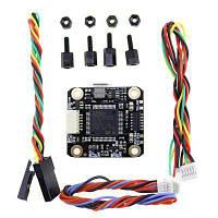 Интегрированный барометр / OSD HAKRC Mini F4 Чёрный