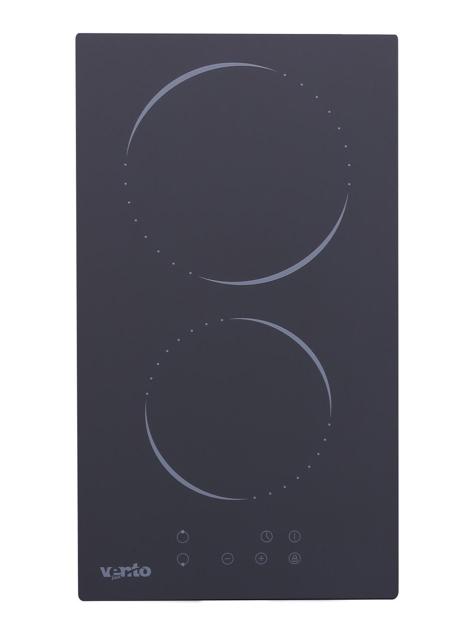 Стеклокерамическая варочная панель две конфорки VENTOLUX VB 62 TC