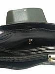 Сумка мужская Jak15, 27*24*6 см, черный, гладк, фото 2