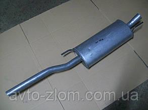 Глушитель Volkswagen Vento, Венто. 1,8-2,0-1,9D. 30.38.