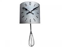 01 YGZ1147 Часы настенные Миксер 18*35*6 см