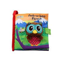 Jollybaby 3D Baby Touch Раннее образование Книги для животных 20 см / 7.9 дюйма