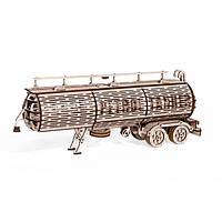 Модель механическая Цистерна дерево Wood Trick