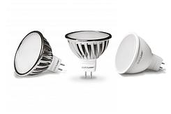 Лампи світлодіодні MR16 EUROLAMP