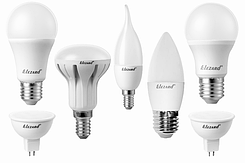 Светодиодные лампы LEZARD