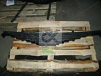 Рессора задн. КАМАЗ 55111 9-лист. (облегченная из стали ПП) (пр-во Чусовая)