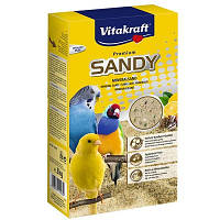 Песок Vitakraft Sandy для птиц с минералами, 2 кг