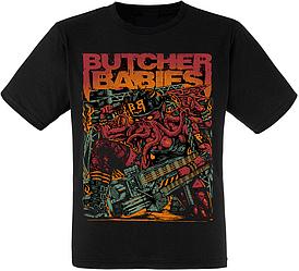 "Футболка Butcher Babies ""Beast"""