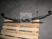 Рессора задн. МАЗ 4370 4-лист.c подрессорником L=1800 (пр-во Чусовая)