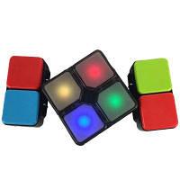 Музыка Разнообразие Magic Cube Infinity Toy Spinner Electronics DIY цвет