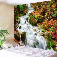 Стены Декор Стрим Версия для печати Спальня Гобелен ширина59дюймов*длина51дюйм