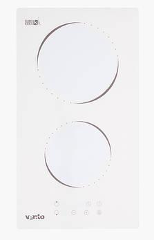 Варочная панель стеклокерамическая белая VENTOLUX VB 62 TC WH, фото 2