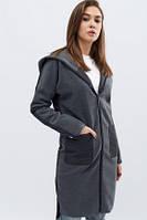 Демисезонное пальто Prunel -456 Адель