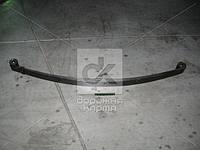 Рессора передн. ГАЗ 3302 2-лист. с укор. ухом 1566 мм с сайлент. (пр-во Чусовая)