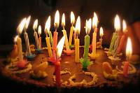 Свечи для торта (24 шт), фото 1