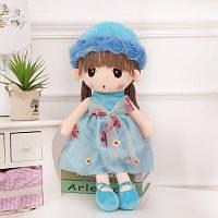 WUIBN 60 см милый ребенок девочка фаршированные куклы игрушка подарок Синий