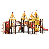 Детский игровой комплекс Крепость-М InterAtletika