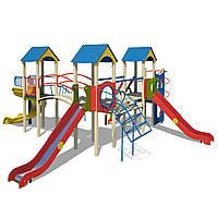 Детский игровой комплекс Панда InterAtletika
