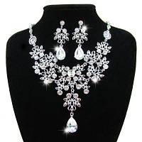 Женские бриллиантовые подвески для ожерелья с бриллиантами Белый