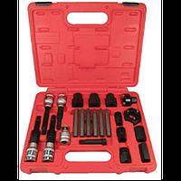 Набор для обслуживания генераторов и обгонных муфт LICOTA ATF-5218B