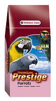 Корм Versele-Laga Prestige Premium Arа для ара и какаду, 15 кг