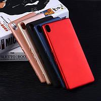 Пластиковый чехол Fox для Sony Xperia X F5122 (5 цветов)