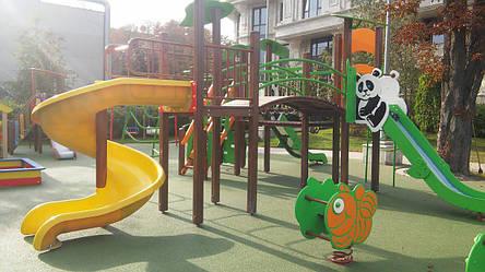"""Детский игровой комплекс """"Панда-М"""", фото 2"""