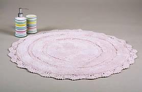 Коврик для ванной Irya Anna розовый 80