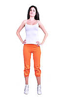 Костюм домашний Cliff Perfecta L белый/оранжевый
