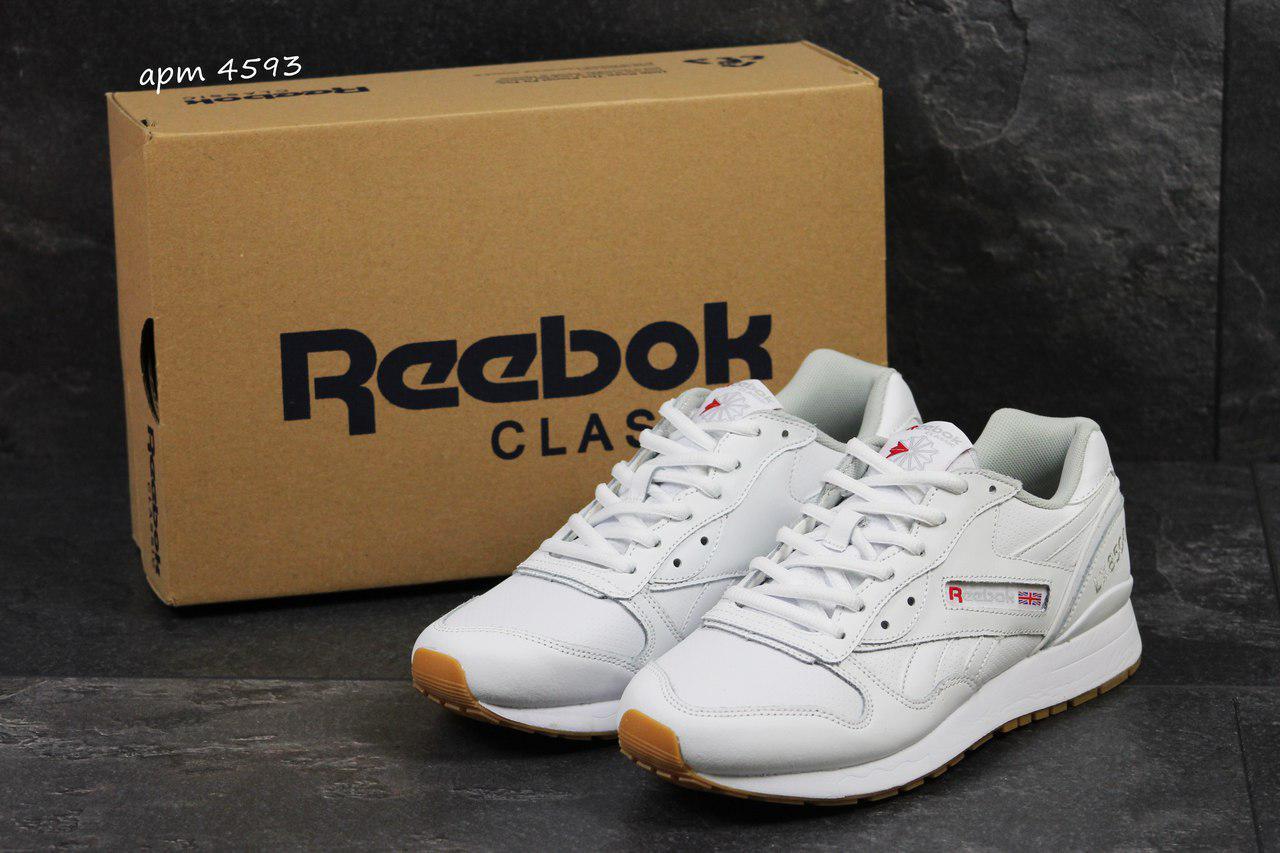 Мужские кроссовки Reebok LX 8500,белые 44р