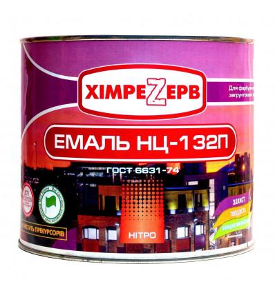 Эмаль НЦ-132 зеленый ( 2 кг )