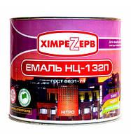Эмаль НЦ-132 красный ( 2 кг )