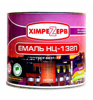 Эмаль НЦ-132 зеленый ( 45 кг )