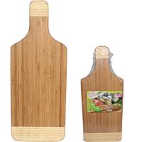957 доска разделочная бамбуковая 45х16,5х1,9
