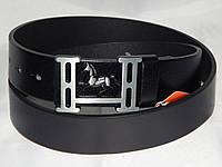 Ремень мужской кожаный HERMES ширина 40 мм. 930570