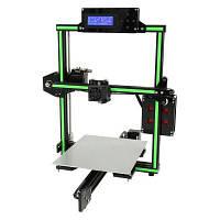 Anet E2 Настольный комплект DIY 3D принтера с рамкой из алюминиевого сплава Европейская вилка