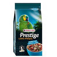 Корм Versele-Laga Prestige Loro Parque Amazone Parrot Mix для южноамериканских попугаев, 15 кг